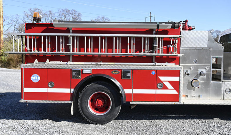 2004 GMC/KME 4-Door 1000/1000 Rural Pumper full