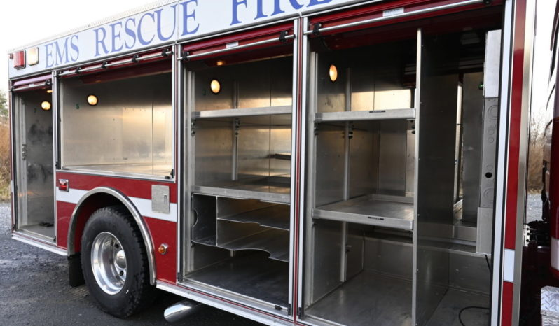 2000 Freightliner / Pierce Non Walk-In Heavy Duty Rescue full