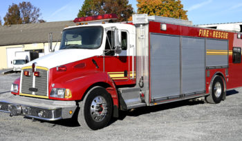 2003 KW/Pierce Air/Light/Rescue/Command Post Unit full