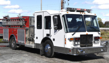 1994 Duplex/Saulsbury 1500/1000 Stainless Steel Pumper full