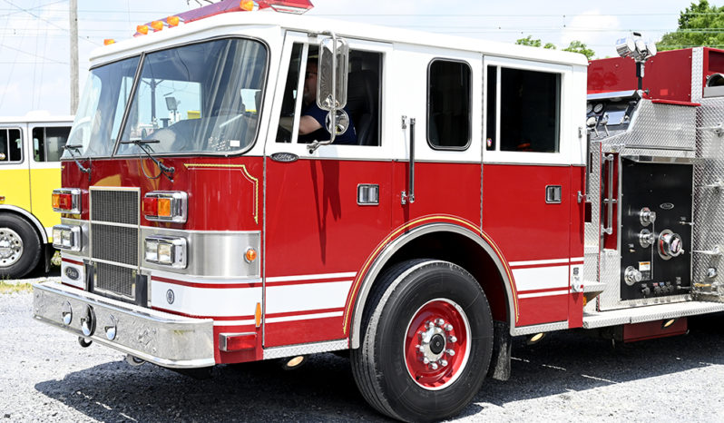 1998 Pierce 1250/1250 Rural Pumper Tanker full
