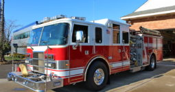 2001 Pierce 1750 / 500 Custom Pumper