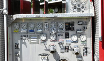 2000 Pierce 1500 / 1000 STAINLESS STEEL Rural Pumper full