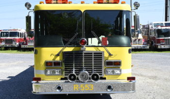1993 HME 1500 / 500 Rescue Pumper full
