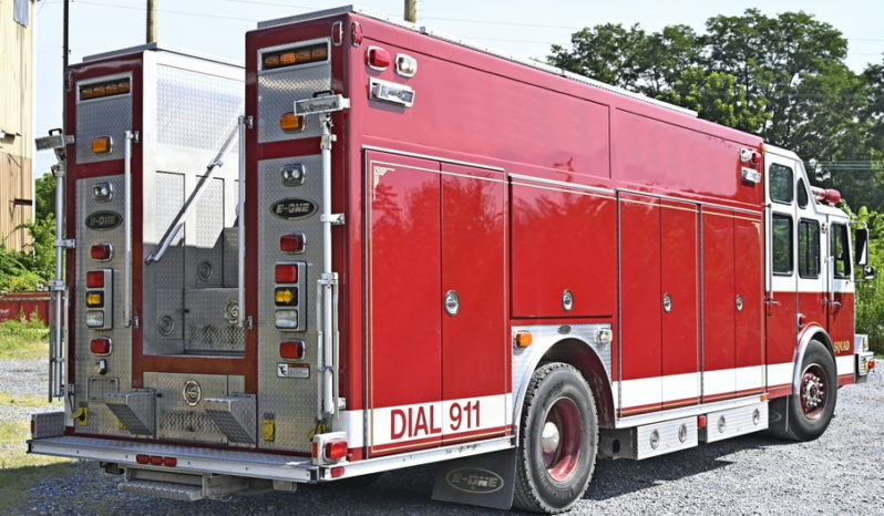 2001 E-One Heavy Duty Non Walk-In Rescue full