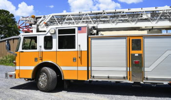 SOLD SOLD SOLD 2006 Pierce Dash 105′ HD Aerial Ladder – No Pump / Tank full