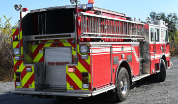Twin 2010 Pierce 1500/750 Pumpers full