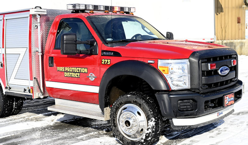 2012 Ford 4X4 Mini Pumper-Rescue 200/360 $ 75,000 full