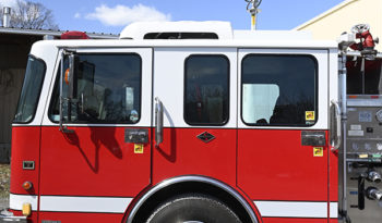 sold sold sold 2004 SPARTAN 2000/750 RESCUE PUMPER full