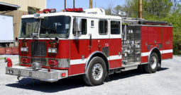 2005 Seagrave 2000/500 STAINLESS STEEL Pumper