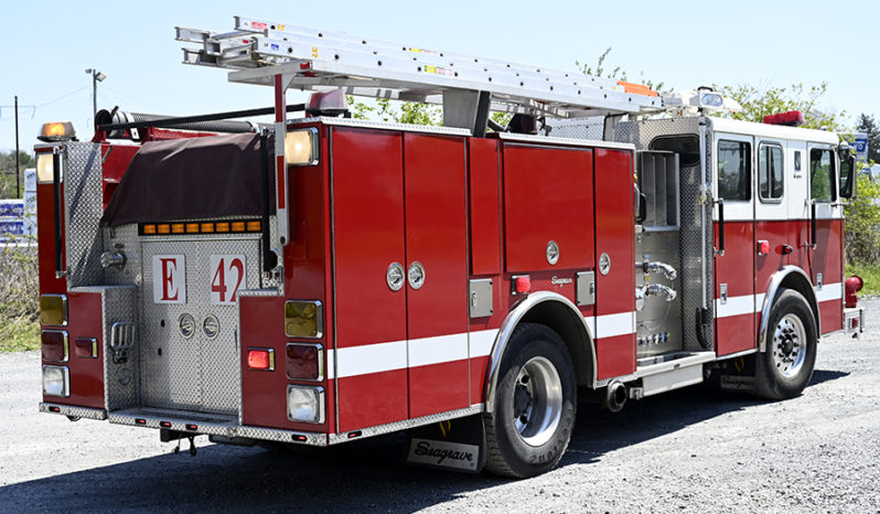 2005 Seagrave 2000/500 STAINLESS STEEL Pumper full