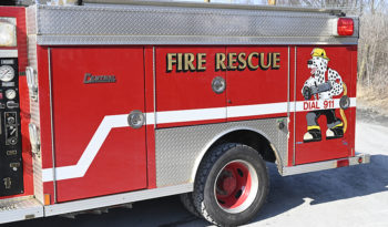 SOLD SOLD SOLD 1999 Ford/Central States 1000/300 mini-pumper full