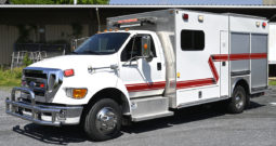 2008 Ford Medium Duty 350/250 Rescue Pumper