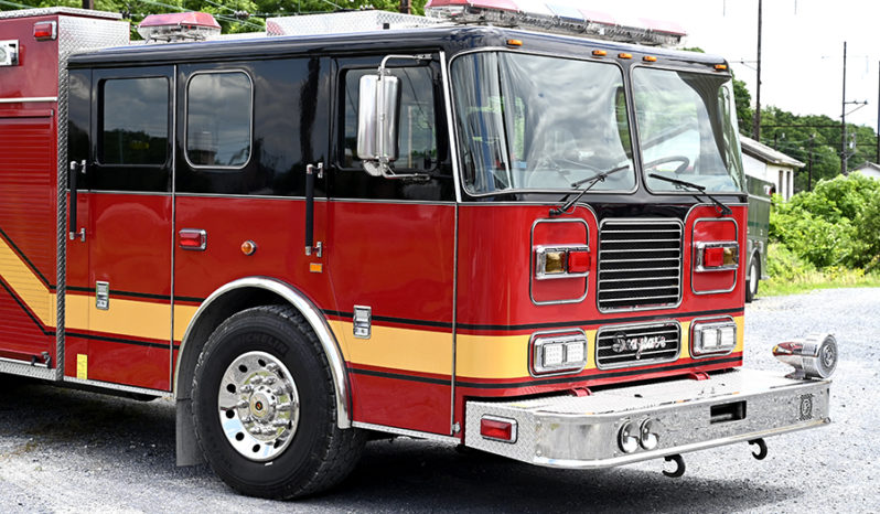 SOLD SOLD SOLD 2003 SEAGRAVE HEAVY DUTY NON WALK-IN EQUIPPED RESCUE full
